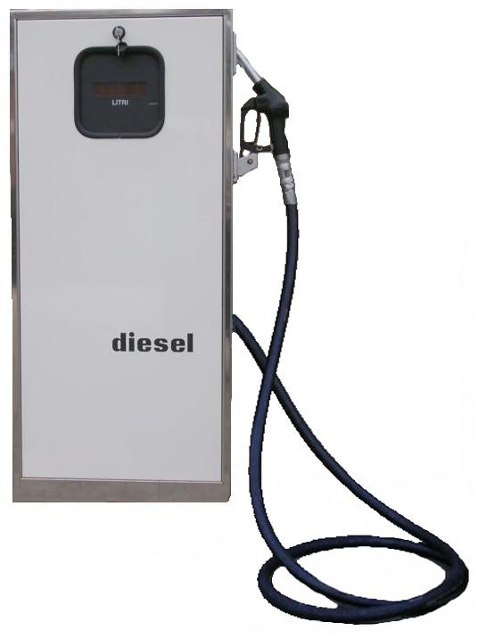 Fuel dispensers series NEW IND